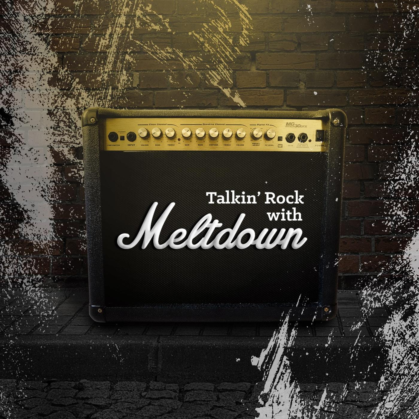 Talkin' Rock With Meltdown - ROCK 92 9 Rocks