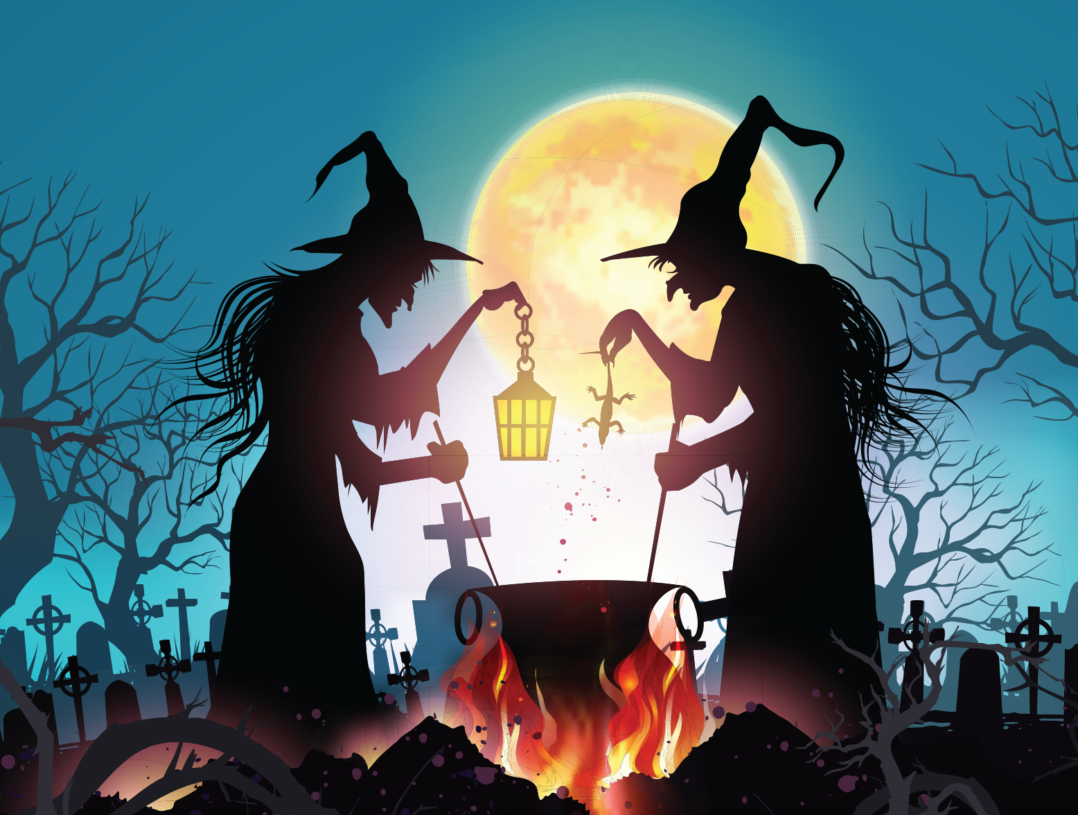 QUIZ: Which Witch Are You? - ROCK 92.9 Rocks