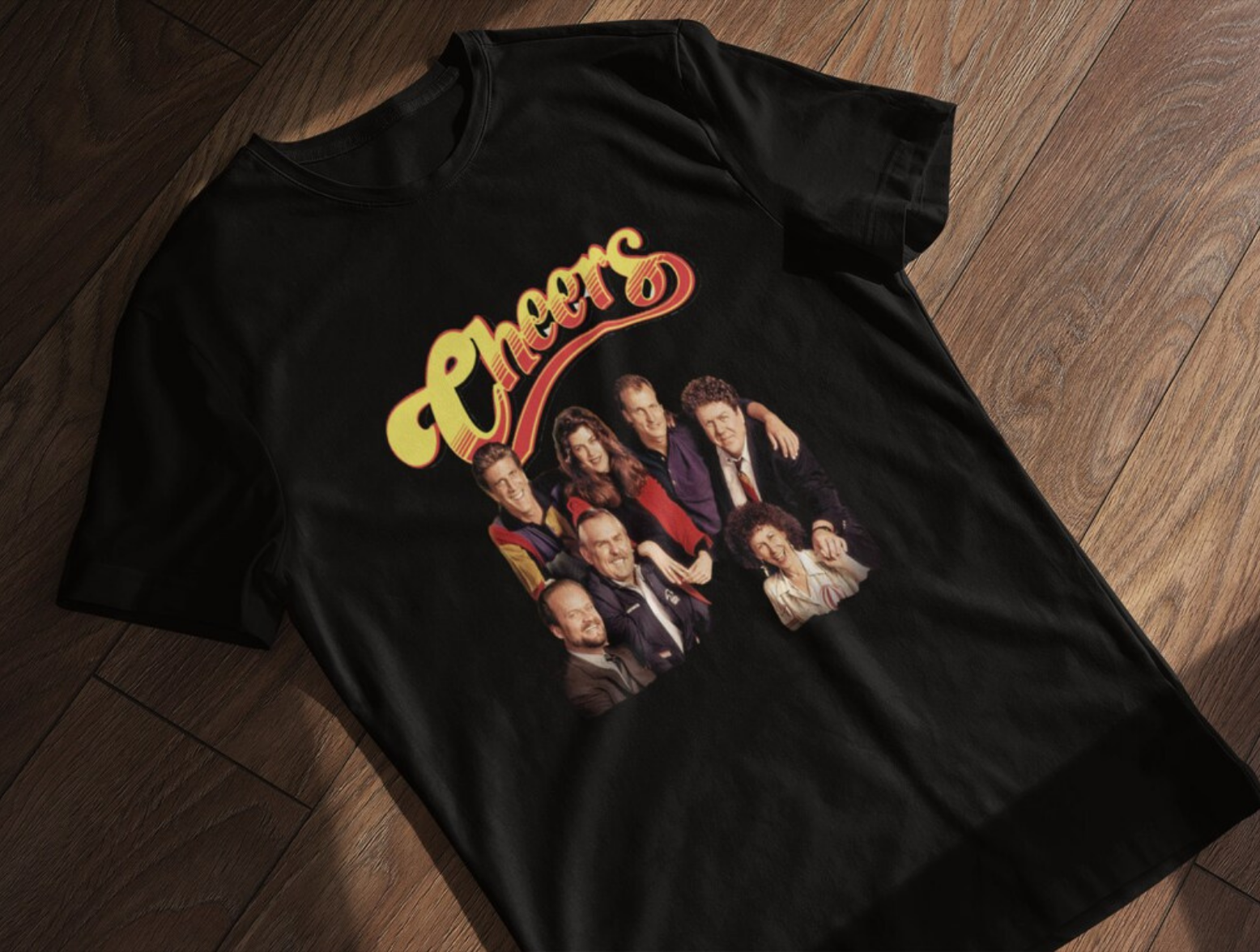 26 Graphic Tees From 80s & 90s TV Reveals That Give Us Main Nostalgia