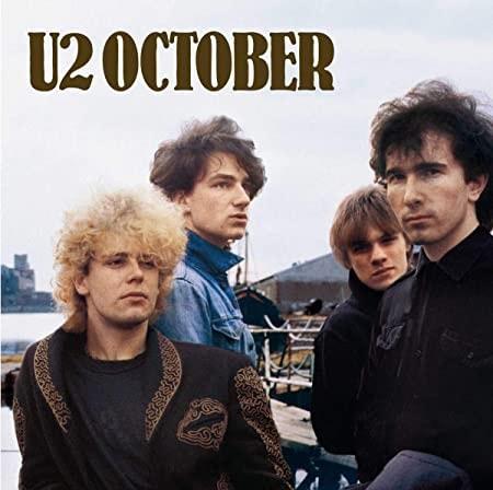 U2 'October'